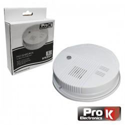 Detector de Fumos c/ Alarme Prok