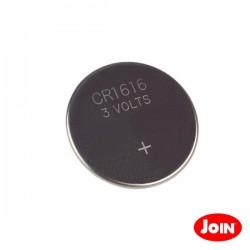 Pilha Lithium Botão Cr1616 3V 50Ma