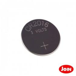 Pilha Lithium Botão Cr2016 3V 70Ma