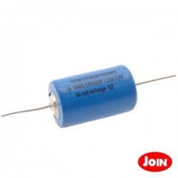 Pilha Lithium 1/2AA Er14250 3.6V c/ Fios 1200Ma Join