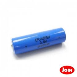 Pilha Lithium AA 3.6V 2400Ma