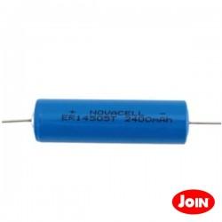 Pilha Lítio Li-SOCl2 AA 3.6V 2400mA - ER14505