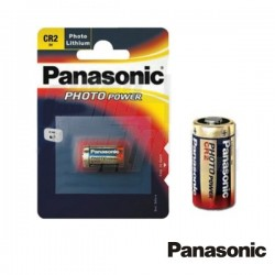 Pilha Lithium Cr2 3V 850Ma Blister Panasonic