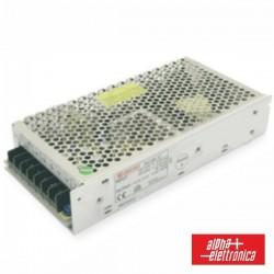 Fonte de Alimentação Industrial 48V 150W 3.3A Alpha
