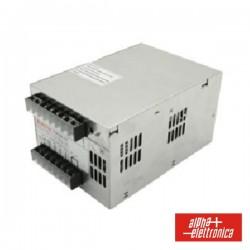 Fonte de Alimentação Industrial 24V 500W 20A c/ Pfc Alpha