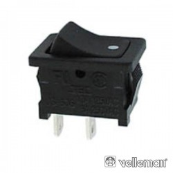 Interruptor de Potência Basculante 3A-250V Spst (On)-Off