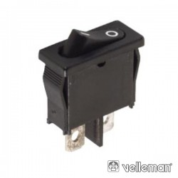 Interruptor On-Off 6A-250V Velleman