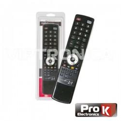 Telecomando Programável Universal 2:1 Prok