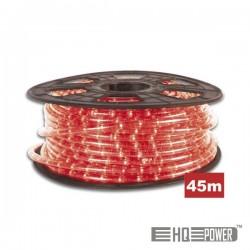 Mangueira Luminosa Vermelho 45M Hq Power