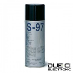 Spray Lubrificante Silicone de 400Ml - Due-Ci