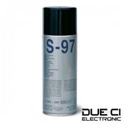Spray Lubrificante Silicone Due-Ci de 400Ml