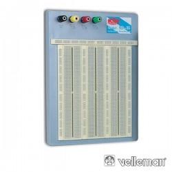 Placa de Ensaio Multifunções c/ 2420 Pontos Velleman