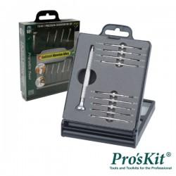 Conjunto de 18 Chaves de Precisão Proskit