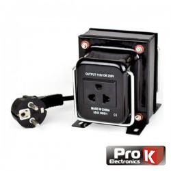 Alimentador 110V-220V / 220V-110V 5000W Prok