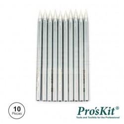 Ponta p/ Ferro Soldar 40w p/ Serie 8PK-S120 10x Pro'sKit