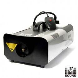 Máquina de Fumos c/Comando 1500W Vsound