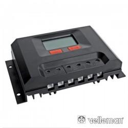 Regulador Painel Fotovoltáico 30 Amp 12V Velleman