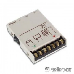Regulador Painel Fotovoltáico 5 Amp Velleman