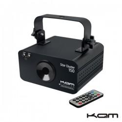 Laser 150Mw Vermelho/Verde Pro Dmx Kam