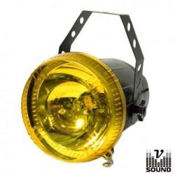 Estroboscópio Profissional 75W Amarelo Vsound