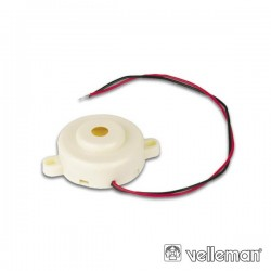 Besouro 3-30Vdc 10Ma Velleman