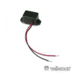 Besouro 3-7Vdc 20Ma Velleman