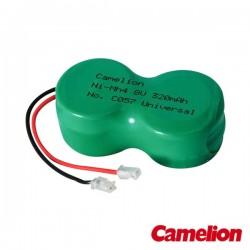 Bateria Ni-Cd 4.8V 280Ma Camelion