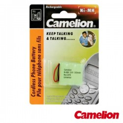 Bateria Ni-Mh 3.6V 300Ma Ficha Universal Camelion