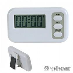 Temporizador Conta p/ Trás 99 Min c/ Alarme
