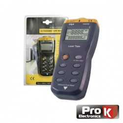Medidor de Distâncias Ultrasónico Digital Prok