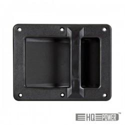Pega Robusta p/ Coluna Em Plástico 210X160mm Hq Power
