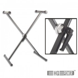 Suporte Em Forma de X p/ Instrumentos Velleman