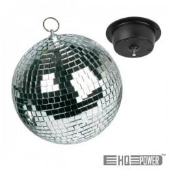 Bola de Espelhos 20cm c/ Motor Hq Power