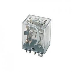Relé 240Vdc Inversor Bipolar 10A/220V
