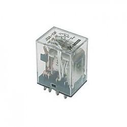 Relé 12Vdc Inversor Quadripolar 3A/220V