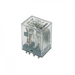 Relé 240Vdc Inversor Quadripolar 3A/220V