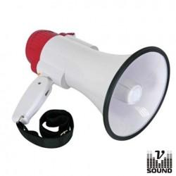 Megafone 10W c/Gravação de Voz Vsound