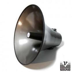"Corneta Difusora 20"" c/ Entrada 34mm Vsound"