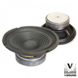 "Altifalante 10"" 250W 8 Ohm Vsound"