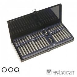 Kit de Chaves Com 40 Bits Velleman