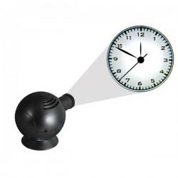 Relógio Led Analógico c/ Projecção Da Hora Velleman