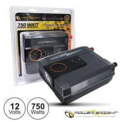Conversor 12V-230V 750W Onda Sinusoidal Modificada