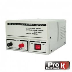 Fonte de Alimentação Estabilizada 13.8V 30/32A Prok