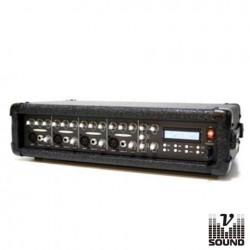 Amplificador Áudio Profissional 200Wmáx Vsound