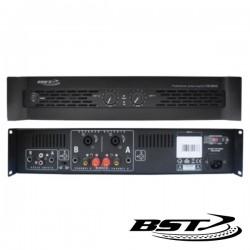 Amplificador Áudio Analógico Pro 2X1000W Bst