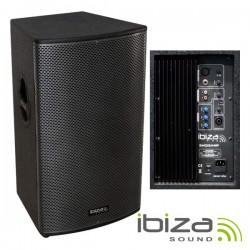 "Coluna Amplificada 12"" 400Wmáx Mdf Ibiza"