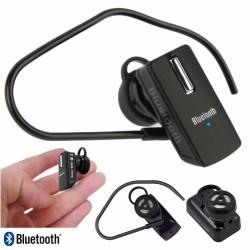 Auricular Bluetooth V2.1 c/ Microfone Preto