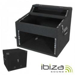 Mala Transporte Dj 2/5/4U Paineis 19mm Mdf Forrado Ibiza