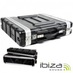 Rack Abs 2U Leve Robusta Ibiza