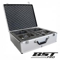 Mala Transporte p/ 8 Microfones Ht-2288C / Ht-2288D Bstpro